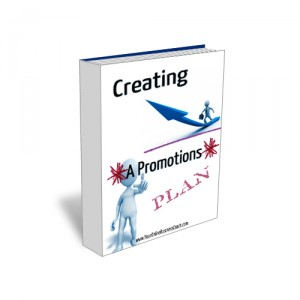 Product Book Creating a Promotions Plan 300x300 Small Business Coaching For Entrepreneurs