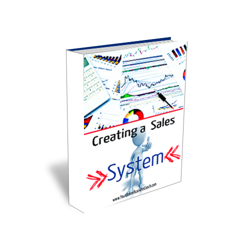 Module 8 - Creating An Effective Sales System
