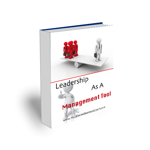 Module 22 - Leadership As A Management Tool