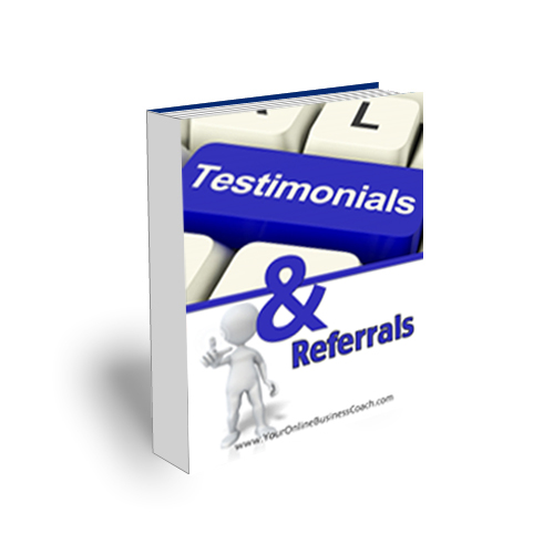 Module 46 - Testimonials and Referrals