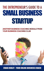 Kindle Book - Small Business Startup