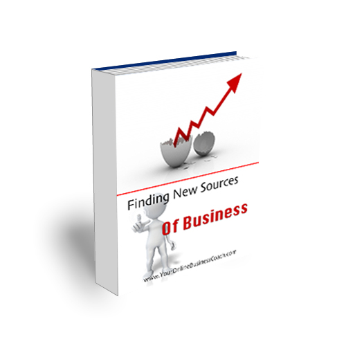 Module 24 - Finding New Sources Of Business