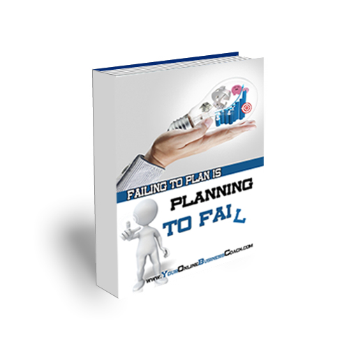Module 39 - Failing To Plan Is Planning To Fail