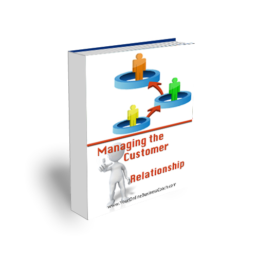Module 28 - CRM Managing The Client Relationship