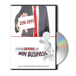 Module 58 - Using Offers To Win Business